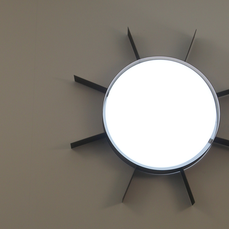sunrise ceiling lamp